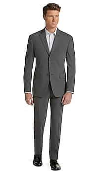 1905 Collection Tailored Fit Pinstripe Suit