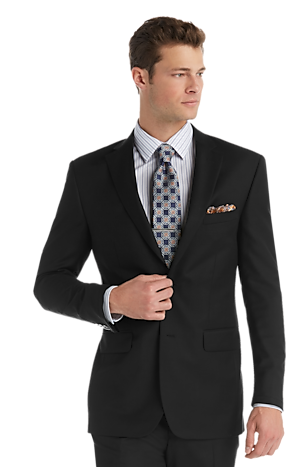 Men's FLYOUT_CATEGORY, Traveler Collection Tailored Fit Suit Separate Jacket - Big & Tall - Jos A Bank