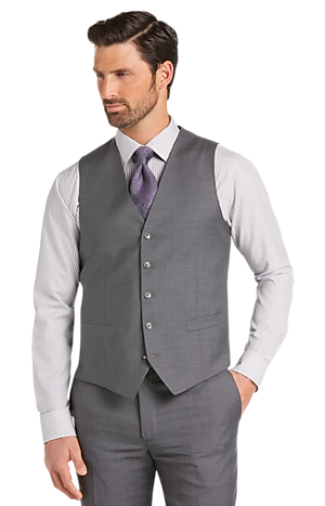 Men's FLYOUT_CATEGORY, Reserve Collection Tailored Fit Suit Separate Vest - Big & Tall - Jos A Bank