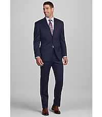 Men's Suits, Executive Collection Tailored Fit Suit - Jos A Bank