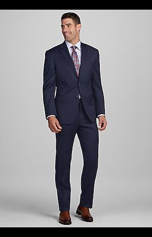 Men's Sale, Executive Collection Tailored Fit Suit - Jos A Bank