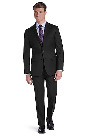 Men's FLYOUT_COLLECTION, Travel Tech Collection Slim Fit Suit - Big & Tall - Jos A Bank