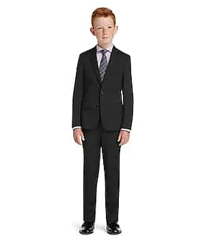 1905 Collection Boys Tailored Fit Suit Separate Jacket