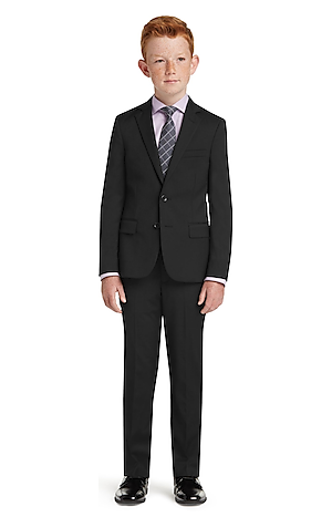 Men's Clearance, 1905 Collection Boys Tailored Fit Suit Separate Jacket CLEARANCE - Jos A Bank