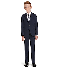 c2121121 Grey Dress Pants Navy Shirt - raveitsafe