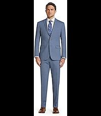 Blue Grey Suit n4BV