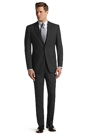 Executive Collection Traditional Fit Suit - Big & Tall