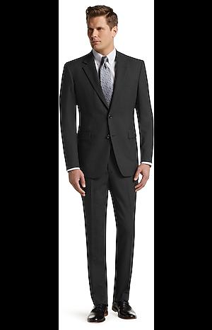 Men's Sale, Executive Collection Traditional Fit Suit - Jos A Bank