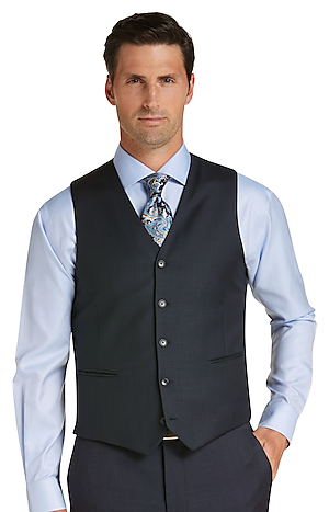 Men's Clearance, Traveler Suit Separate Vest CLEARANCE - Jos A Bank
