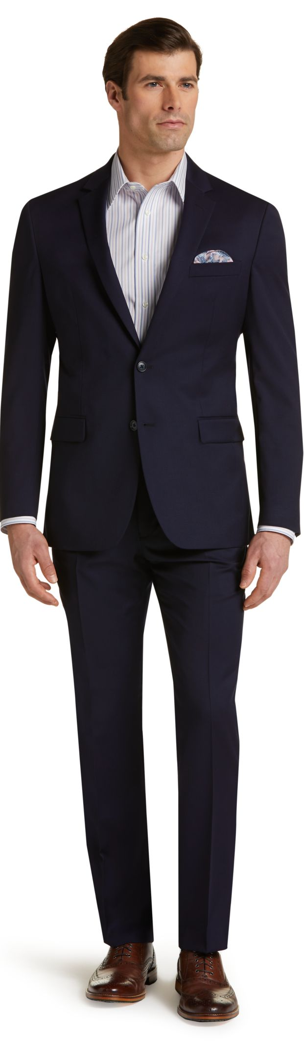Executive Collection Slim Fit Suit (various colors)