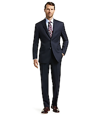 Men's Special Categories, Reserve Collection Tailored Fit Woven Stripe Suit CLEARANCE - Jos A Bank