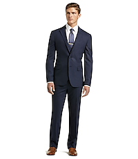 cfc1f6ed87c627 Men's Suits, 1905 Collection Slim Fit Stripe Suit - Jos A Bank