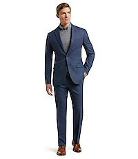8ccf0cff8a 1905 Collection Slim Fit Birdseye Suit with brrr° comfort CLEARANCE