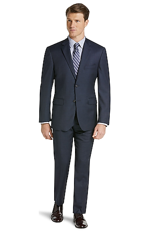 Men's Sale, 1905 Collection Tailored Fit Suit with with brrr°? comfort - Big & Tall - Jos A Bank