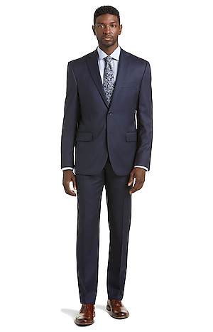 Men's Top 10 Big & Tall, Signature Collection Traditional Fit Suit Separates Jacket - Big & Tall - Jos A Bank