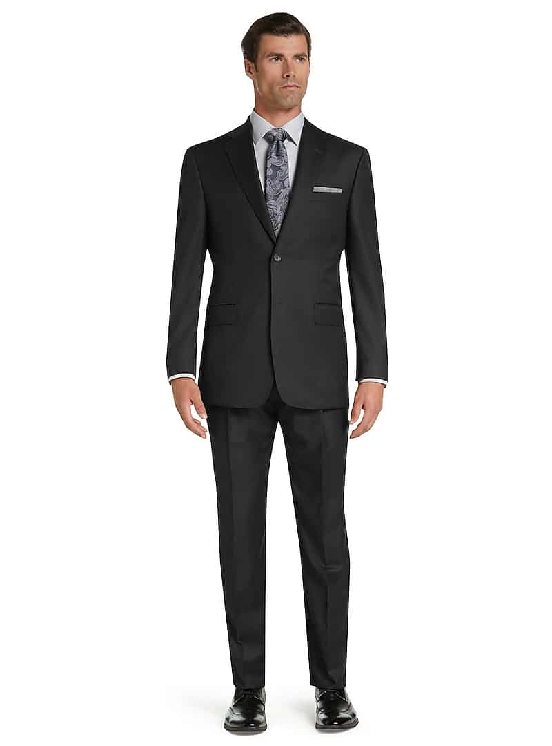 Jos. A. Bank Men's Signature Gold Collection Traditional Fit Suit
