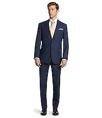 e1a4516e3 Men's Suits, Travel Tech Collection Mini Box Weave Slim Fit Suit Separate  Jacket - Jos