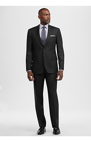 Men's Suits, Reserve Collection Tailored Fit Check Suit - Jos A Bank