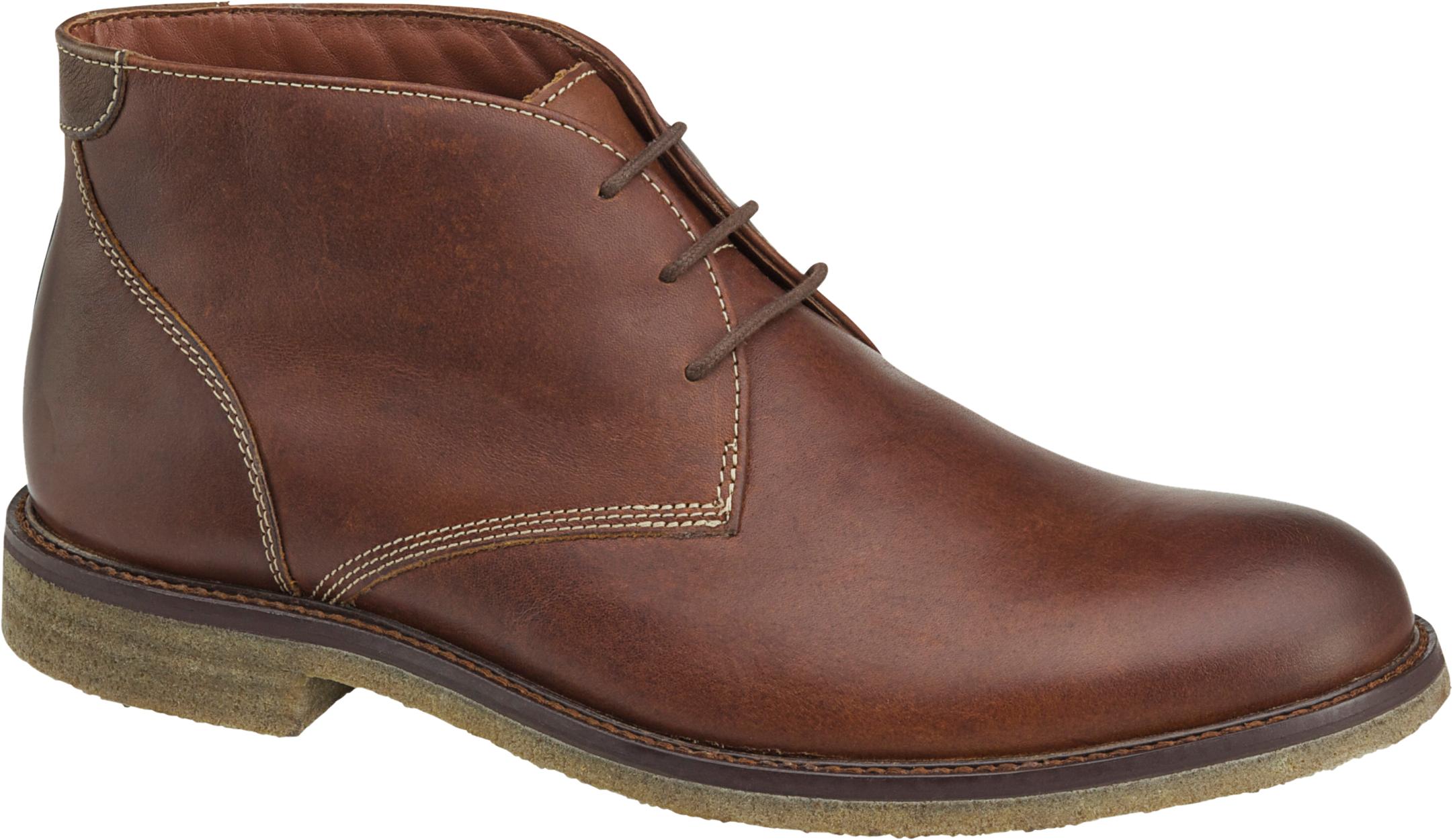 b6ec04966ac Johnston   Murphy Copeland Chukka Boots - Johnston   Murphy