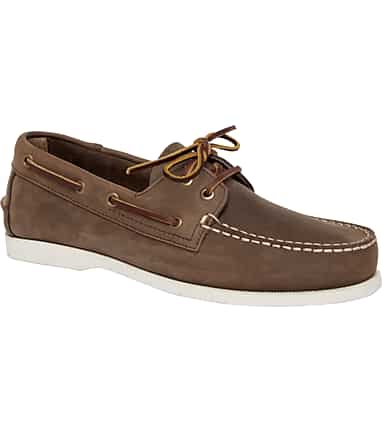 49b76430 Joseph Abboud Nubuck Boat Shoes CLEARANCE - Clearance Shoes | Jos A Bank