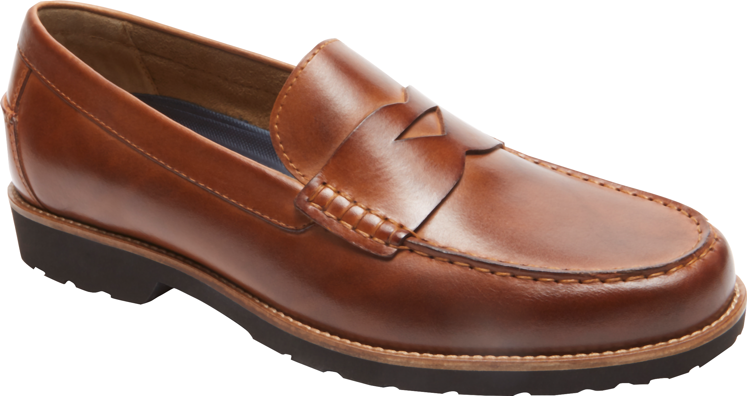 e82b6fdddf9 Rockport Style Seeker Penny Loafers - Rockport