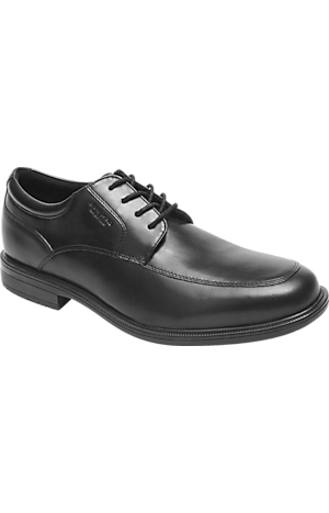 Men's Shoes, Rockport Essential Details Apron Toe Oxfords - Jos A Bank