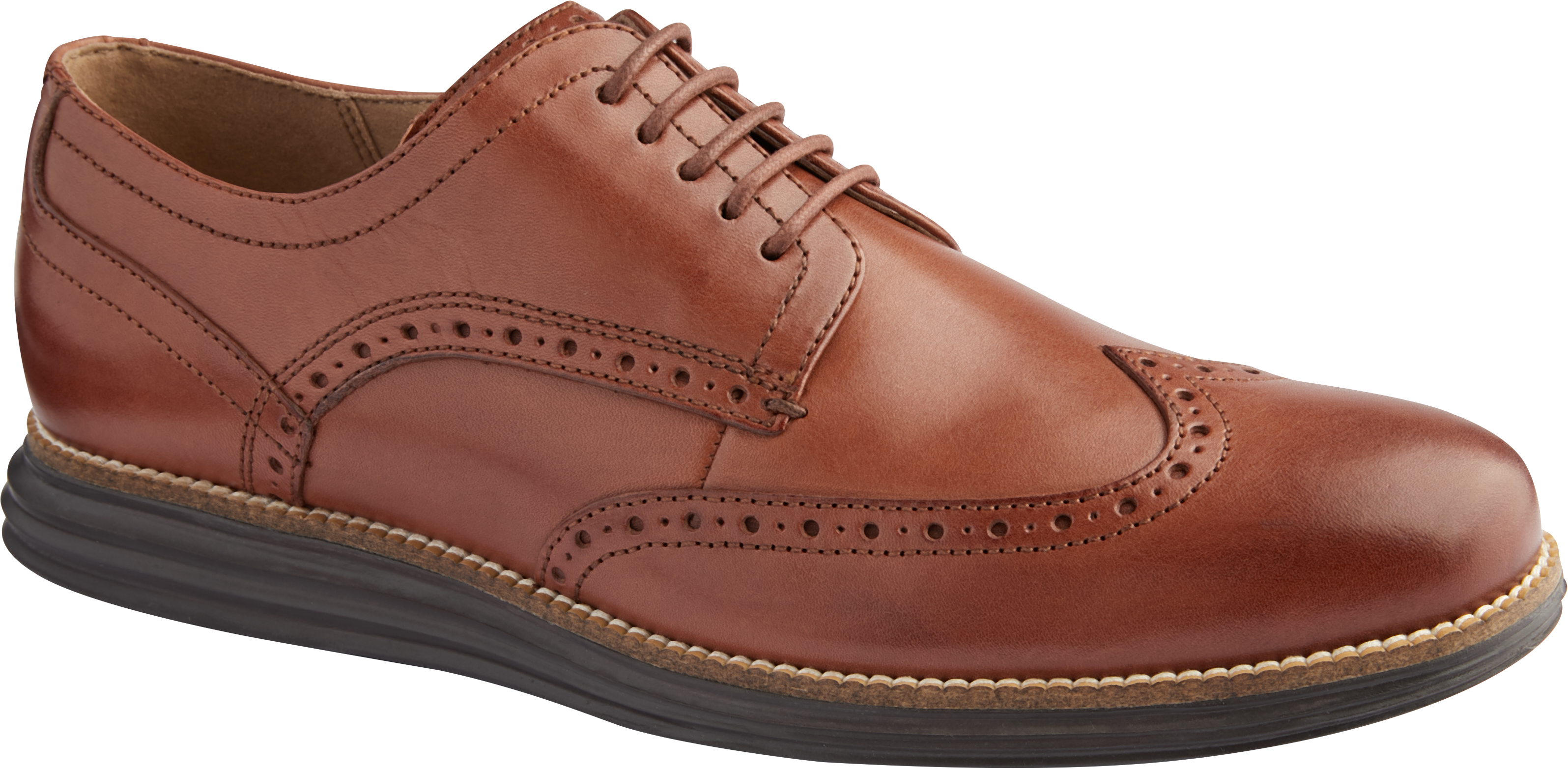 1ce5e1175 Cole Haan Original Grand Shortwing Wingtip Oxfords - Cole Haan