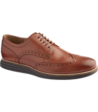 a9ab2b4bd28 Cole Haan Original Grand Shortwing Wingtip Oxfords
