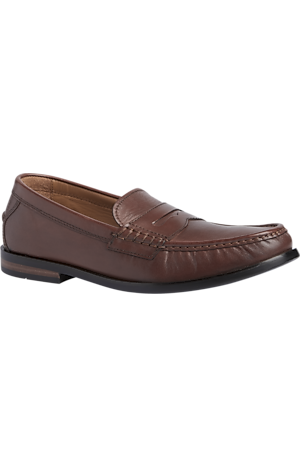 Men's Shoes, Cole Haan Pinch Friday Penny Loafers - Jos A Bank