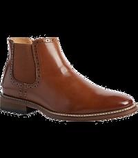 Men's Shoes, Joseph Abboud Cabrillo Chelsea Boots - Jos A Bank