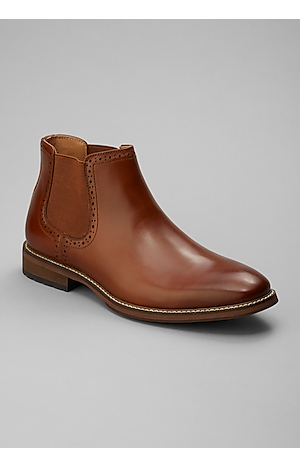 Men's Shoes, Joseph Abboud Cabrillo Chelsea Boots - Jos A Bank