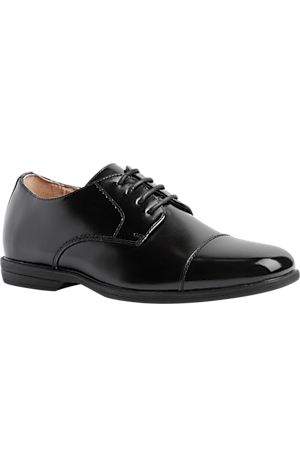 Men's Shoes, Florsheim Reveal Boys Cap Toe Oxfords - Jos A Bank