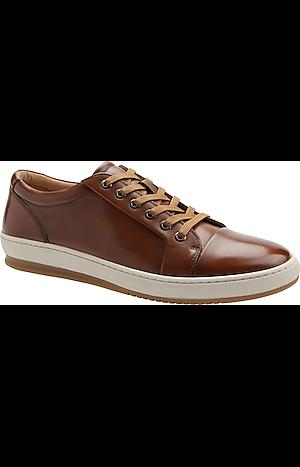Men's Shoes, Joseph Abboud Carmel Cap Toe Sneakers - Jos A Bank
