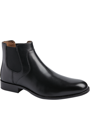 Men's Shoes, J. Murphy by Johnston & Murphy Harmon Chelsea Boots - Jos A Bank