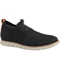 HP by Hush Puppies Colby Suede Causal Lace Up Oxfords