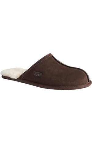 Men's Shoes, UGG Scuff Suede Slide Slippers - Jos A Bank