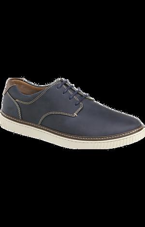Men's Shoes, Johnston & Murphy Walden Plain Toe Lace Up Shoes - Jos A Bank