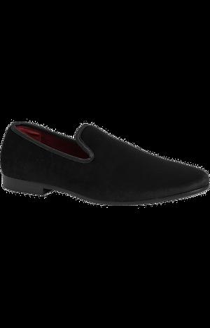 Men's Shoes, Joseph Abboud Chesterfield Velvet Smoking Shoes - Jos A Bank