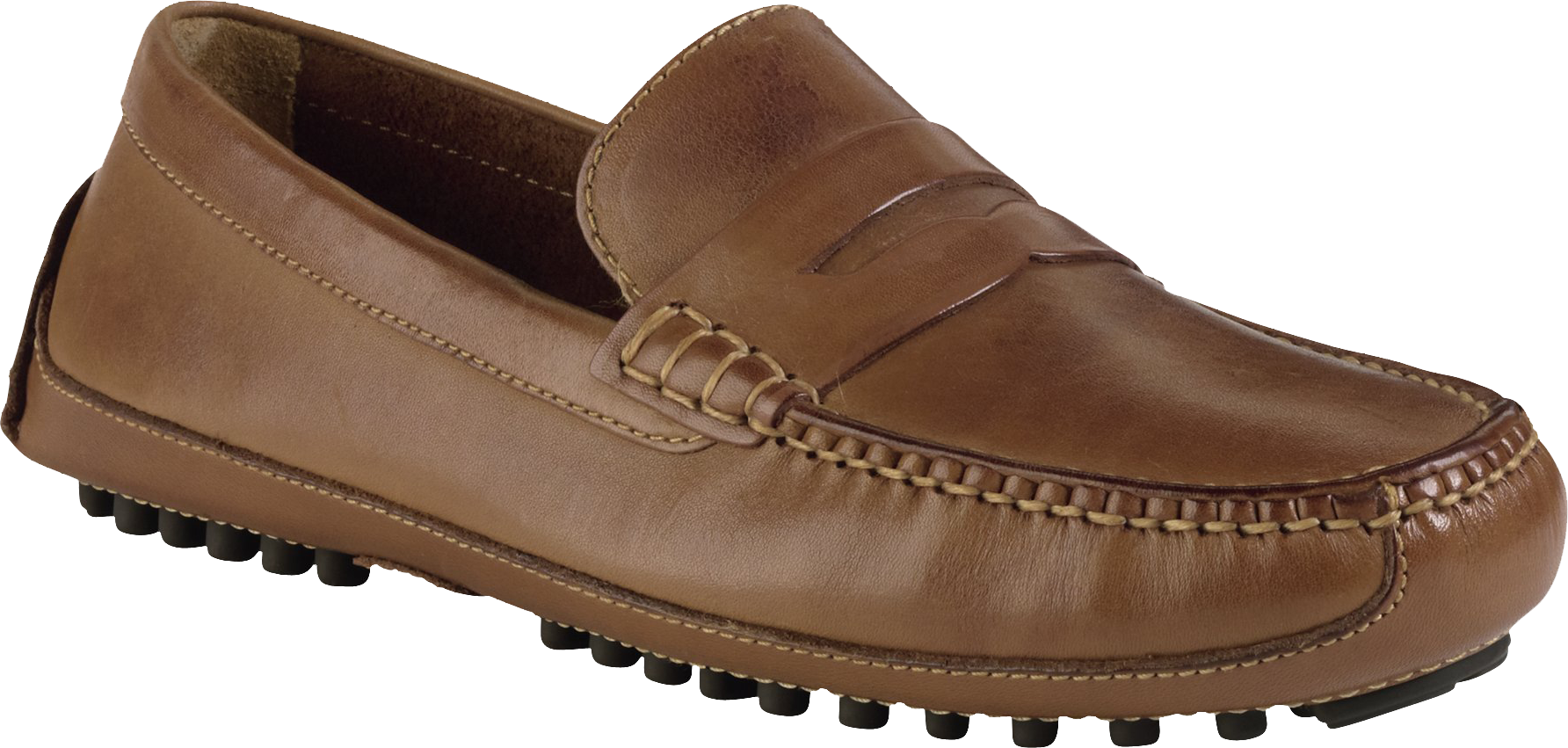 f63eb5d0829 Cole Haan Grant Canoe Penny Loafers - Cole Haan