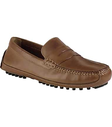 6fe99970fcb Cole Haan Grant Canoe Penny Loafers - Cole Haan