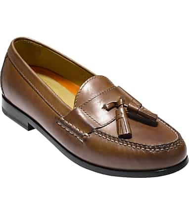 4a725e2789a Cole Haan Pinch Grand Tassel Loafers - Cole Haan