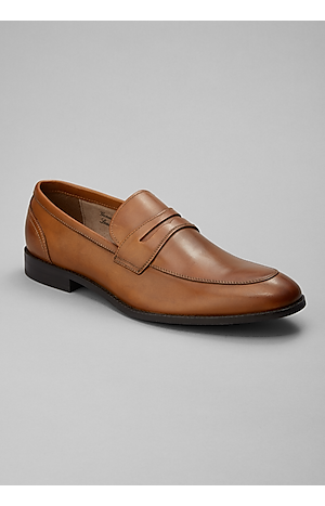 Men's Shoes, Joseph Abboud Clarence Penny Loafers - Jos A Bank