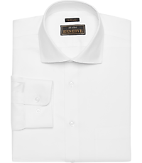 Men's Shirts, Reserve Collection Traditional Fit Cutaway Collar Dress Shirt - Jos A Bank