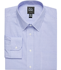 673728597d5 Men's Clearance, Traveler Collection Tailored Fit Point Collar Check Dress  Shirt - Big & Tall