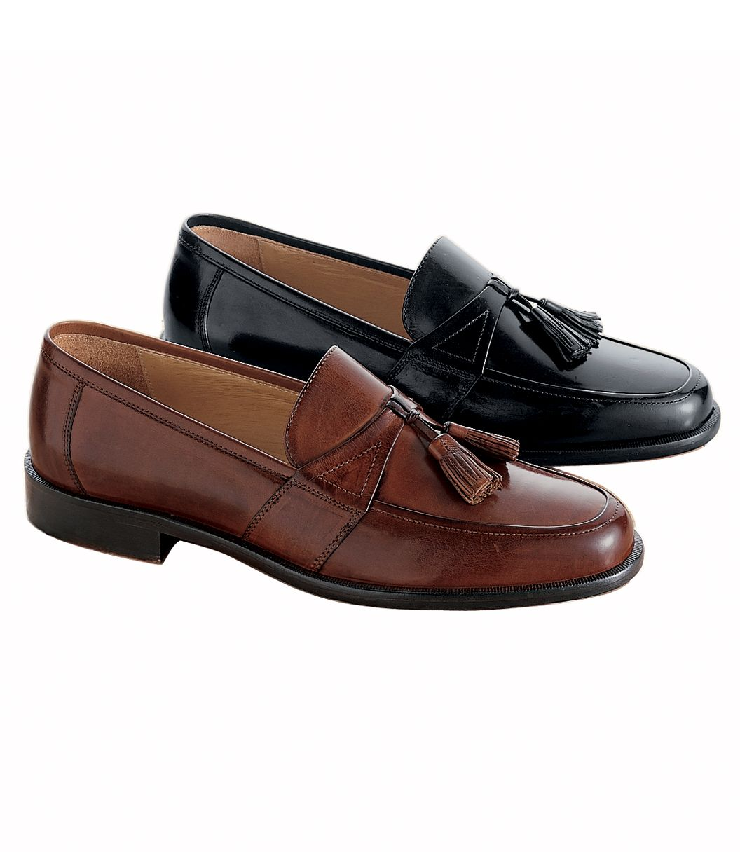 0259b024901 Horner Shoe by Johnston   Murphy in Black CLEARANCE - All Clearance ...