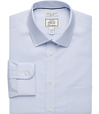 da5dd248 1905 Collection Slim Fit Spread Collar Micro Dot Dress Shirt