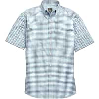 JosABank.com deals on Traveler Collection Traditional Fit Short-Sleeve Sportshirt