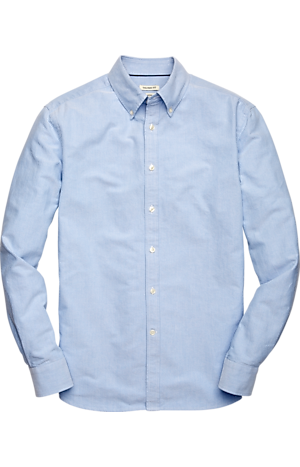 Men's Clearance, 1905 Collection Tailored Fit Button-Down Collar Oxford Sportshirt CLEARANCE - Jos A Bank