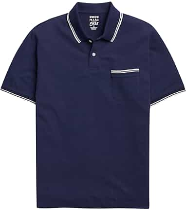 78ed19db 1905 Collection Traditional Fit Polo Shirt - Big & Tall CLEARANCE #62GG