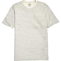 JosABank.com deals on 1905 Collection Tailored Fit Stripe T-Shirt